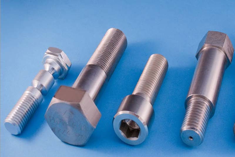 Garton International - Export of Industrial Fasteners - Bolts and Nuts